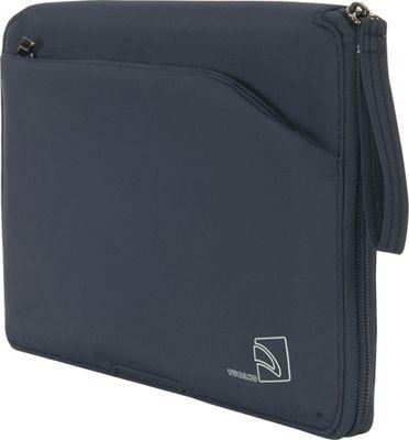 Tucano Navigo Zip Case For Tablet 10 inch Dark blue - Tucano Electronic Cases