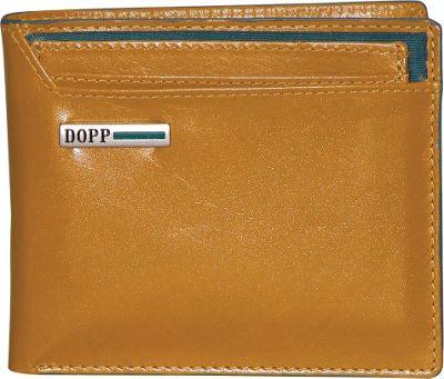 Dopp Beta RFID Convertible Credit Card Billfold Gold - Dopp Men's Wallets