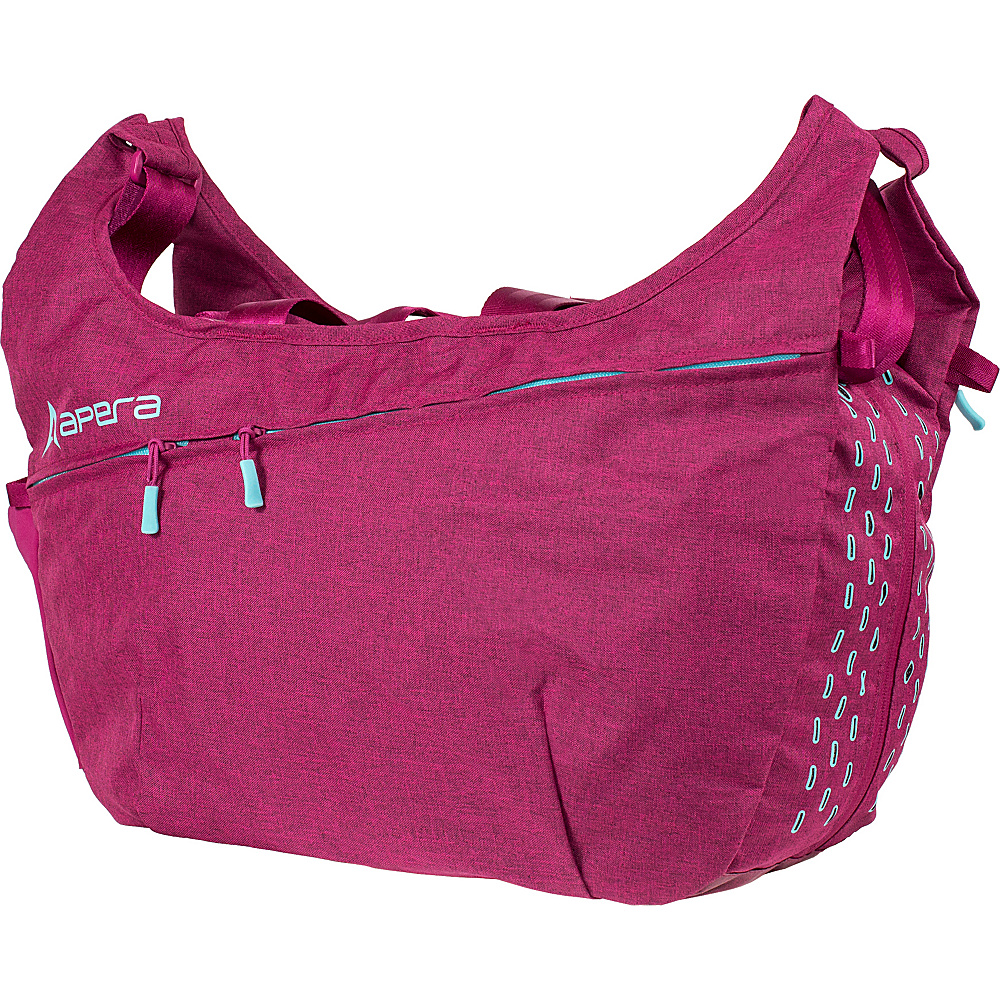 Apera Yoga Tote Powerberry - Apera Other Sports Bags