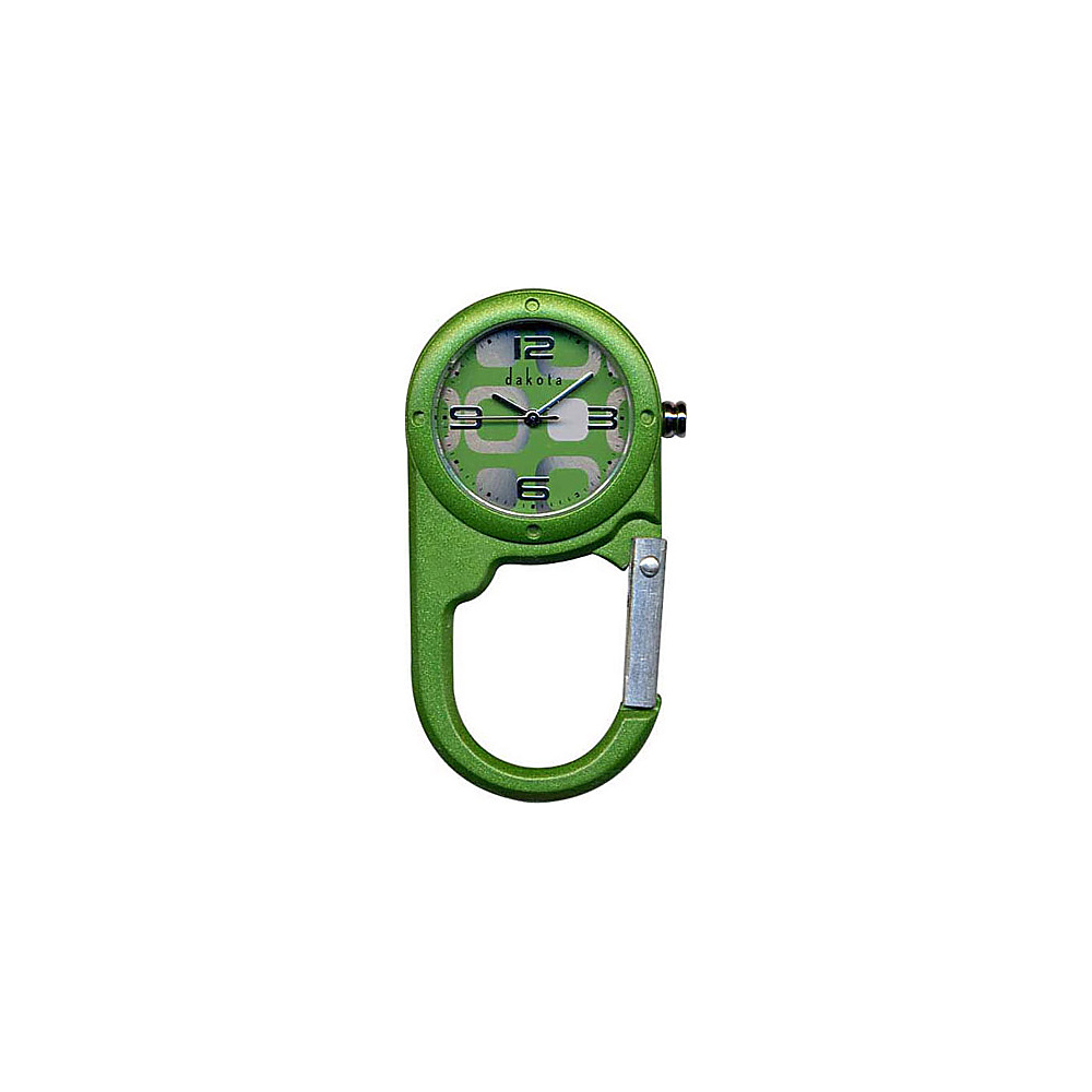 Dakota Watch Company Mini Mini Clip Green - Dakota Watch Company Watches