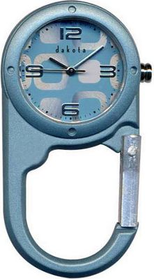 Dakota Watch Company Mini Mini Clip Baby Blue - Dakota Watch Company Watches