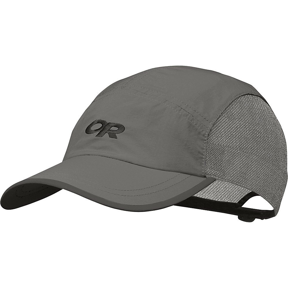 Outdoor Research Swift Cap One Size - Pewter/Dark Grey - Outdoor Research Hats/Gloves/Scarves - Fashion Accessories, Hats/Gloves/Scarves
