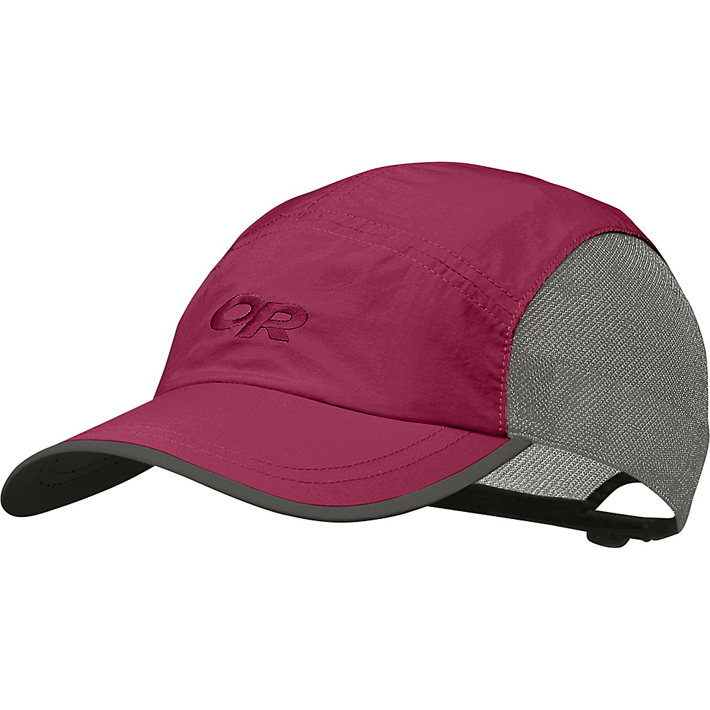 Outdoor Research Swift Cap One Size - Raspberry/Dark Grey - Outdoor Research Hats/Gloves/Scarves - Fashion Accessories, Hats/Gloves/Scarves