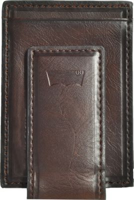 Levi's Card Case Wallet BROWN - Levi's Men's Wallets