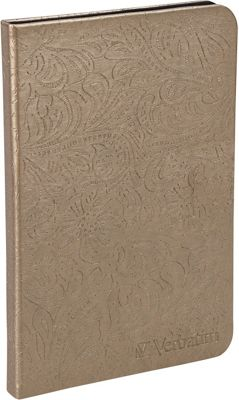 Verbatim Folio Case for Kindle Fire HD 7 inch Bronze - Verbatim Electronic Cases