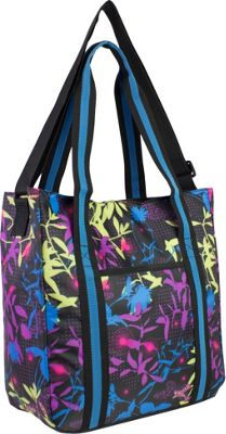Fuel Laptop Organizational Tote Multicolor floral - Fuel Women's Business Bags
