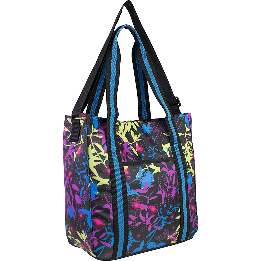 Fuel Laptop Organizational Tote Multicolor floral Fuel Women s Business Bags