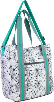 Fuel Fuel Laptop Organizational Tote Star Print - Fuel Women's Business Bags