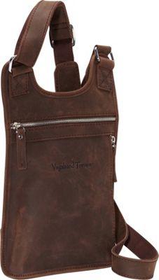 Vagabond Traveler Leather Sling Dark Brown - Vagabond Traveler Other Men's Bags