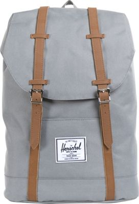 Herschel Supply Co. Retreat Laptop Backpack - 15 inch Grey - Herschel Supply Co. Business & Laptop Backpacks