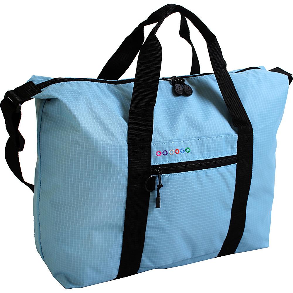 J World New York Lori Duffel Bag SKY BLUE - J World New York Travel Duffels - Duffels, Travel Duffels