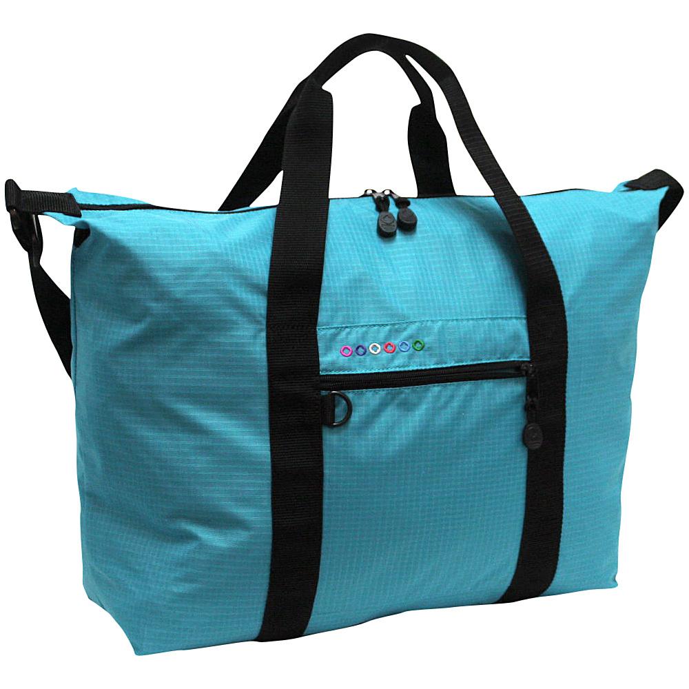 J World New York Lori Duffel Bag TEAL BLUE - J World New York Travel Duffels - Duffels, Travel Duffels