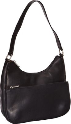 Le Donne Leather Astaire Hobo Black - Le Donne Leather Leather Handbags