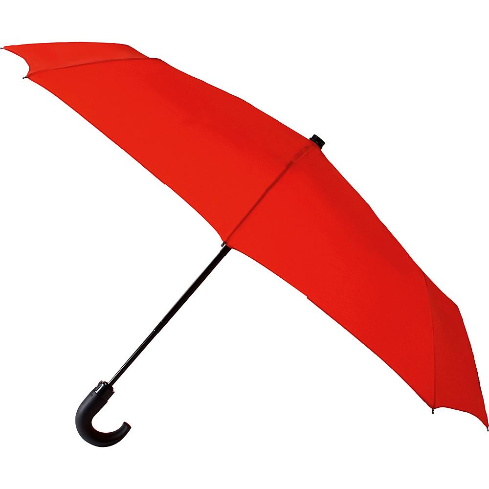 Leighton Umbrellas Kensington red Leighton Umbrellas Umbrellas and Rain Gear