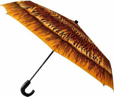 Leighton Umbrellas Kensington tiger - Leighton Umbrellas Umbrellas and Rain Gear