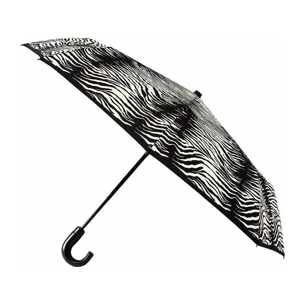Leighton Umbrellas Kensington zebra Leighton Umbrellas Umbrellas and Rain Gear