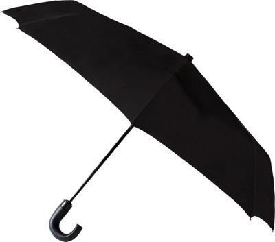 Leighton Umbrellas Kensington black - Leighton Umbrellas Umbrellas and Rain Gear
