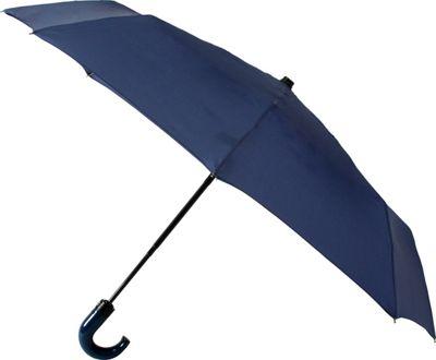 Leighton Umbrellas Kensington navy - Leighton Umbrellas Umbrellas and Rain Gear
