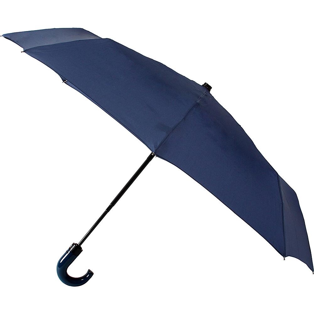 Leighton Umbrellas Kensington navy Leighton Umbrellas Umbrellas and Rain Gear