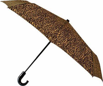 Leighton Umbrellas Kensington cheetah - Leighton Umbrellas Umbrellas and Rain Gear