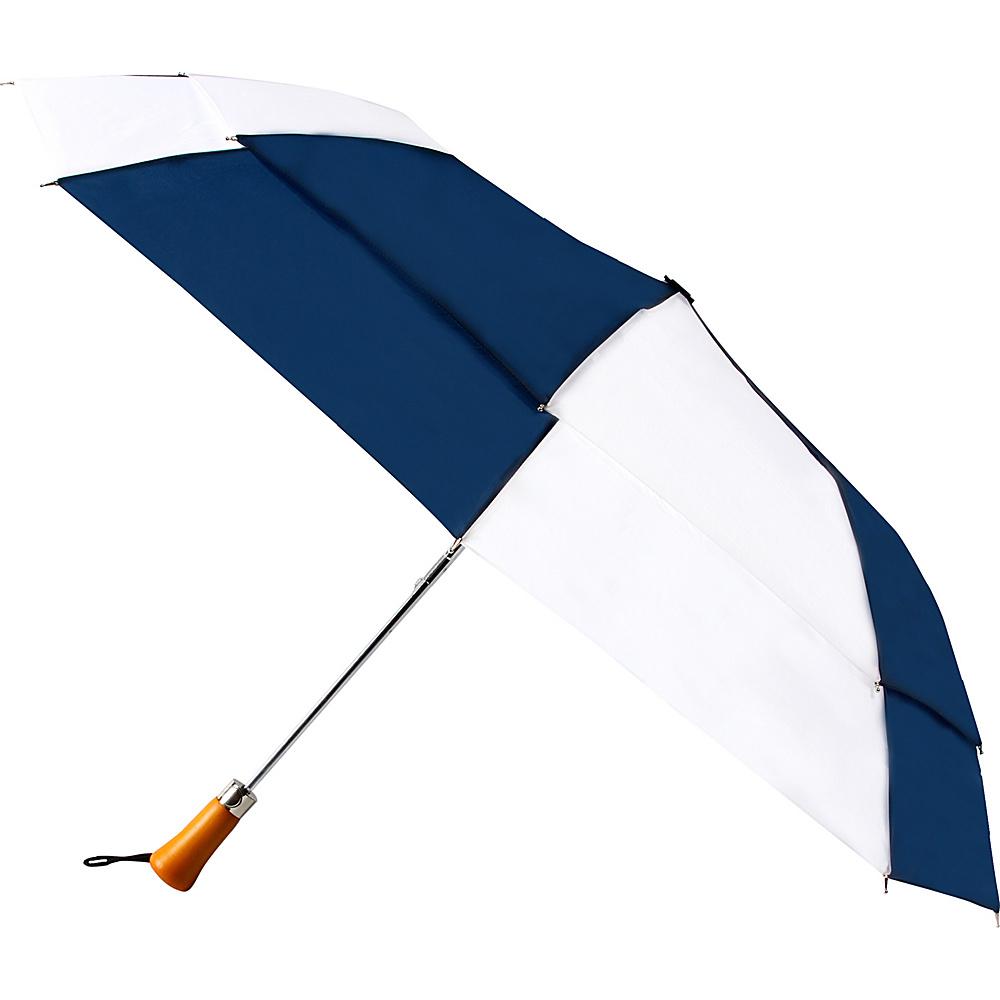 Rainkist Umbrellas Ace NAVY WHITE Rainkist Umbrellas Umbrellas and Rain Gear