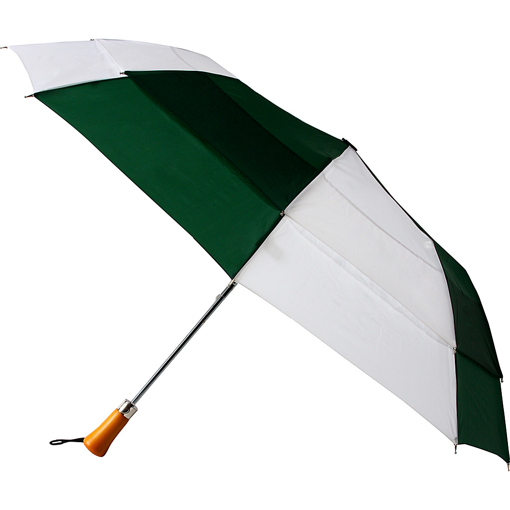 Rainkist Umbrellas Ace GREEN WHITE Rainkist Umbrellas Umbrellas and Rain Gear