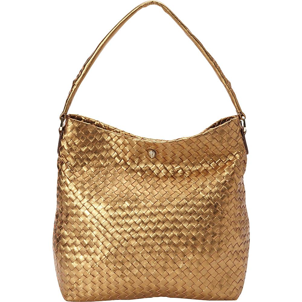 Helen Kaminski Anoushka Old Gold - Helen Kaminski Designer Handbags