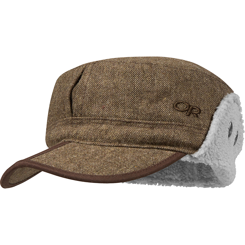Outdoor Research Yukon Cap One Size - Earth/Café - Outdoor Research Hats/Gloves/Scarves - Fashion Accessories, Hats/Gloves/Scarves