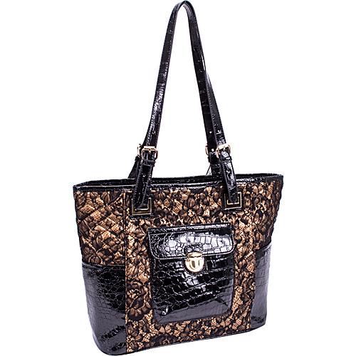 Parinda Farrah Bronze - Parinda Manmade Handbags