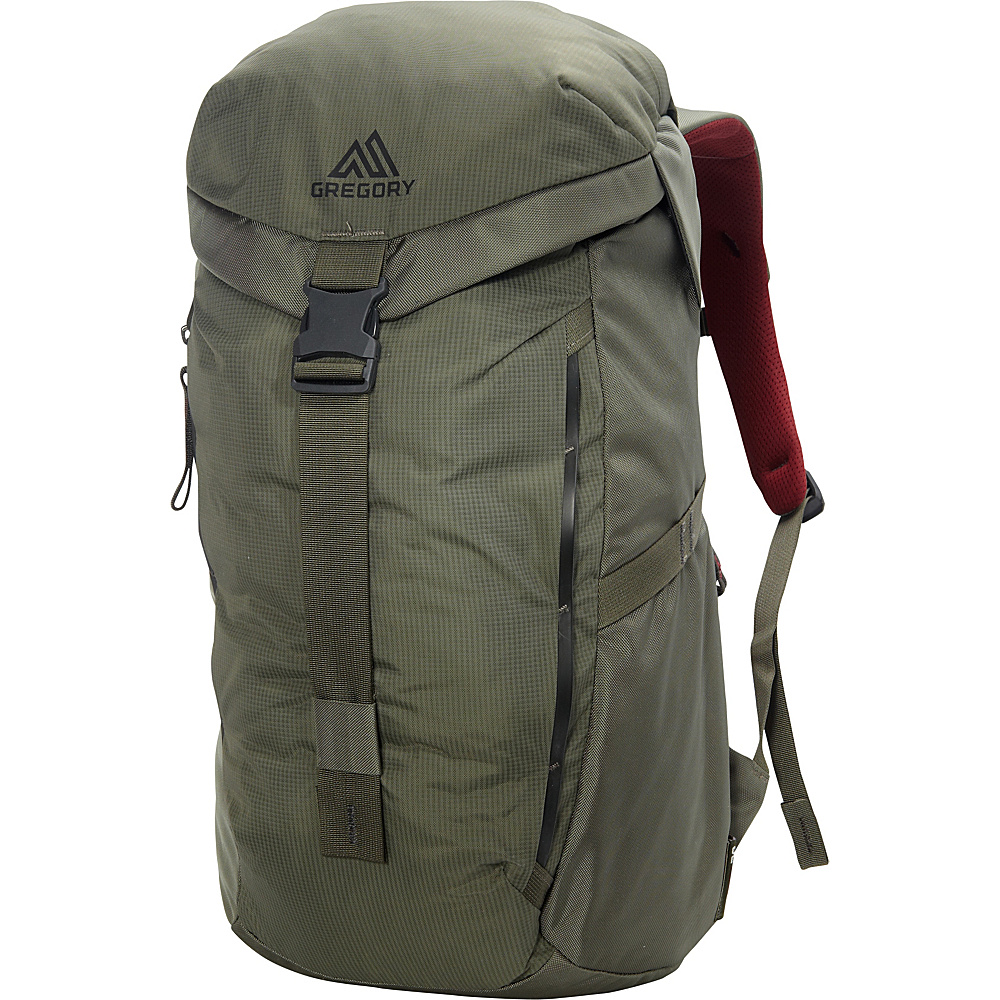 Gregory Sketch 28 Hiking Backpack Thyme Green Gregory Day Hiking Backpacks