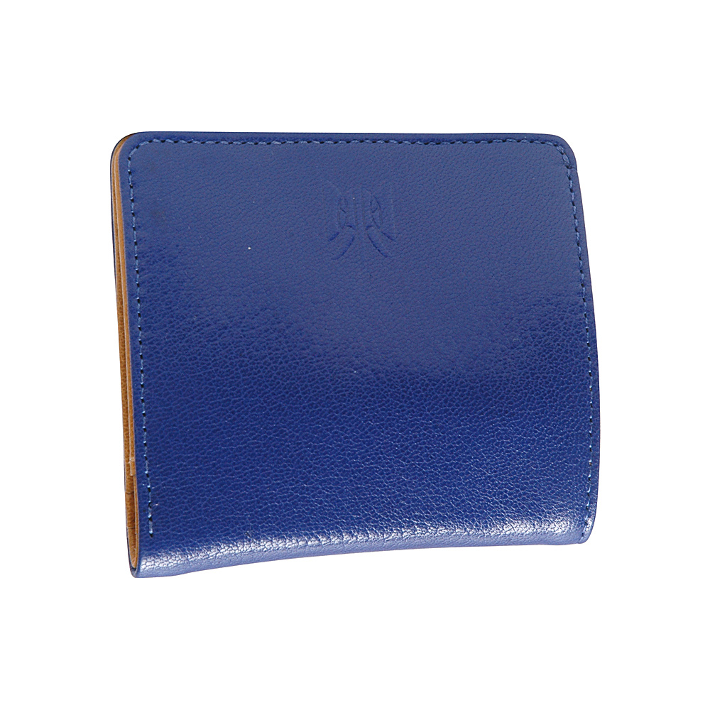 TUSK LTD Siam Snap Evening Wallet Indigo Yellow TUSK LTD Women s Wallets