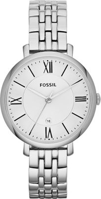 Fossil Jacqueline Silver - Fossil Watches