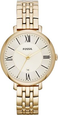 Fossil Jacqueline Gold - Fossil Watches