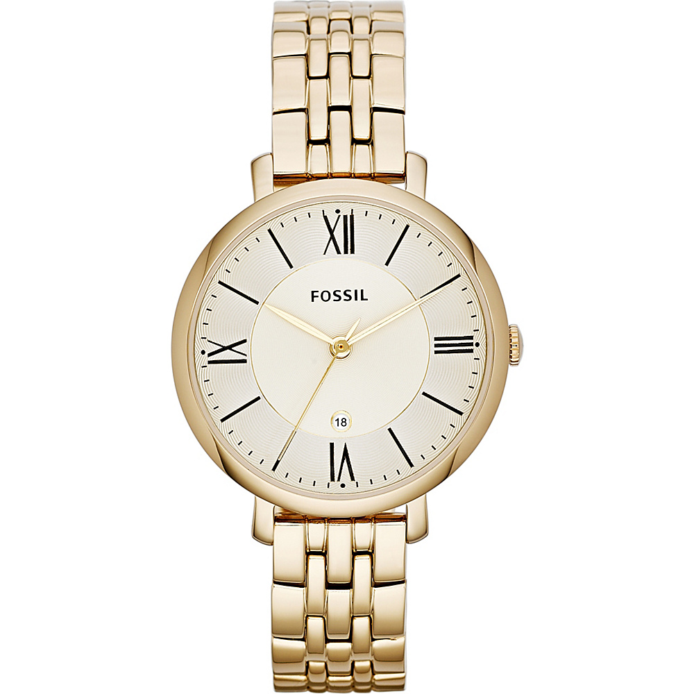 Fossil Jacqueline Gold - Fossil Watches - Fashion Accessories, Watches