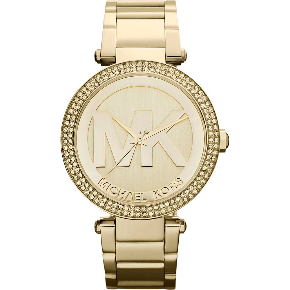 Michael Kors Watches Parker Watch Gold Michael Kors Watches Watches