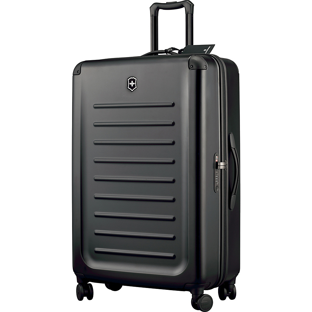 Victorinox Spectra 2.0 32 Luggage Black - Victorinox Hardside Checked