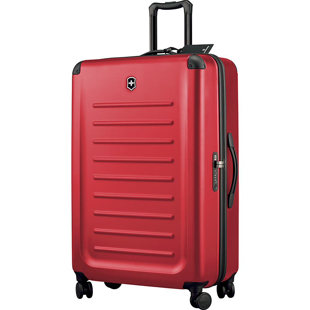 Victorinox Spectra 2.0 32 Luggage Red Victorinox Softside Checked