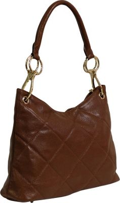Tiffany & Fred Esther Cognac - Tiffany & Fred Leather Handbags