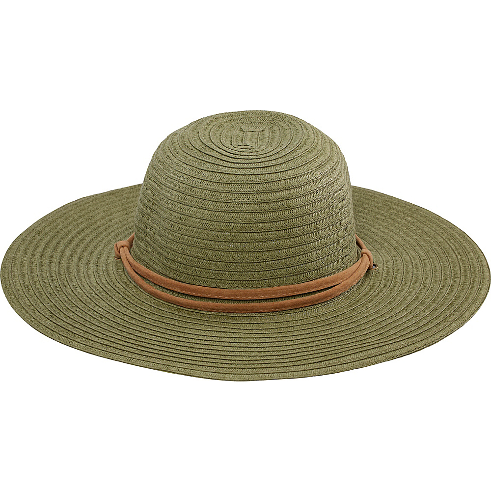 San Diego Hat Large Brim Chin Cord Paper Braid Floppy Sage San Diego Hat Hats Gloves Scarves