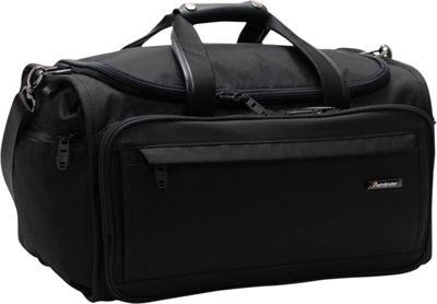 Pathfinder Revolution Plus 18 inch Cabin Bag Black - Pathfinder Rolling Duffels
