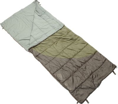 Kelty Tumbler 50 / 70 Degree Sleeping Bag  -  Regular RH Forest Night  -  Kelty Outdoor Accessories