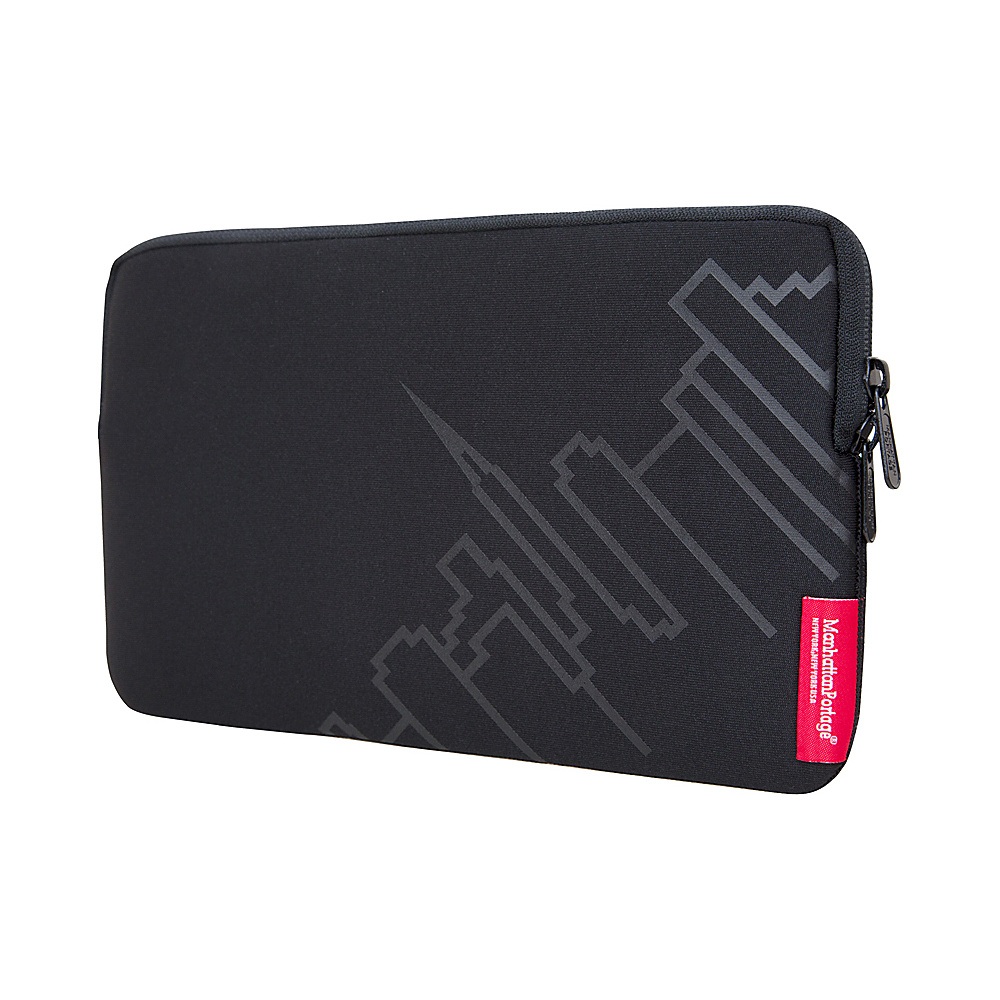 Manhattan Portage Skyline Microsoft Surface 11 Sleeve Black - Manhattan Portage Electronic Cases - Technology, Electronic Cases
