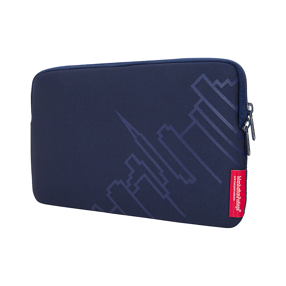 Manhattan Portage Skyline Microsoft Surface 11 Sleeve Navy - Manhattan Portage Electronic Cases - Technology, Electronic Cases