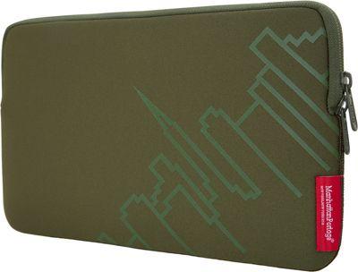 Manhattan Portage Skyline Microsoft Surface 11 inch Sleeve Olive - Manhattan Portage Electronic Cases