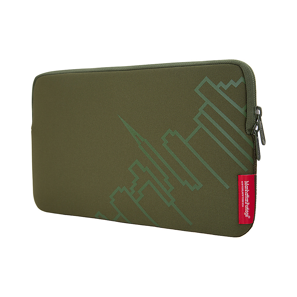 Manhattan Portage Skyline Microsoft Surface 11 Sleeve Olive - Manhattan Portage Electronic Cases - Technology, Electronic Cases