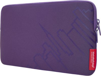 Manhattan Portage Skyline Microsoft Surface 11 inch Sleeve Purple - Manhattan Portage Electronic Cases