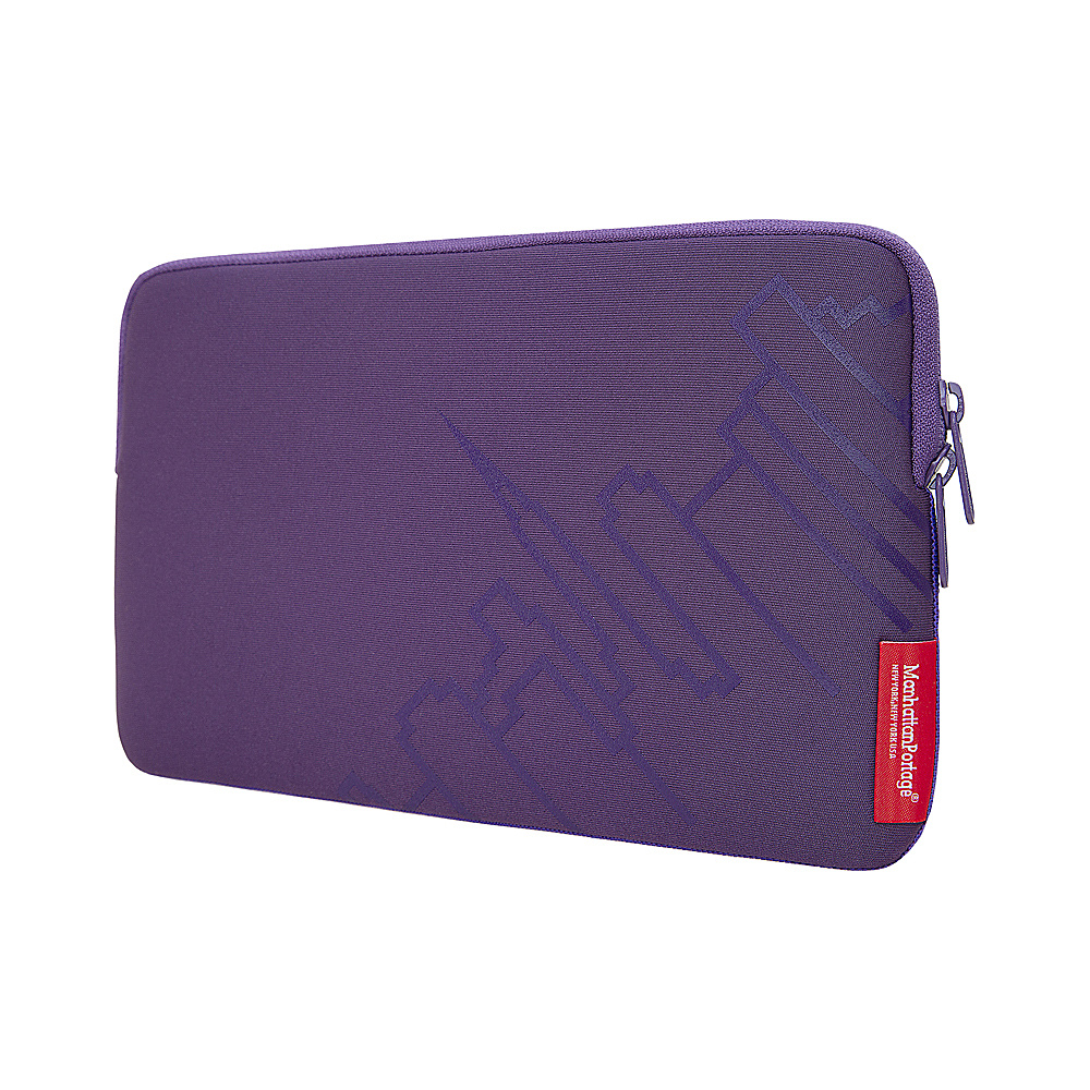 Manhattan Portage Skyline Microsoft Surface 11 Sleeve Purple - Manhattan Portage Electronic Cases - Technology, Electronic Cases