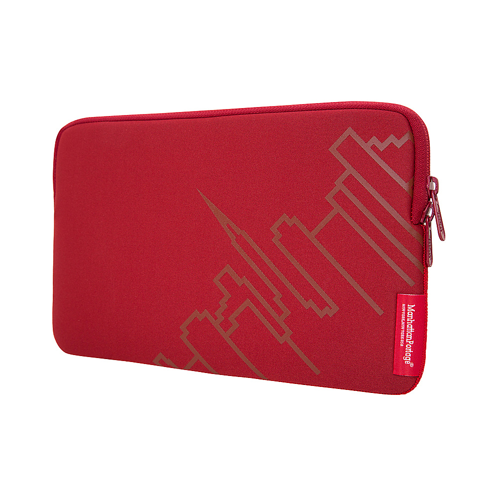 Manhattan Portage Skyline Microsoft Surface 11 Sleeve Red - Manhattan Portage Electronic Cases - Technology, Electronic Cases