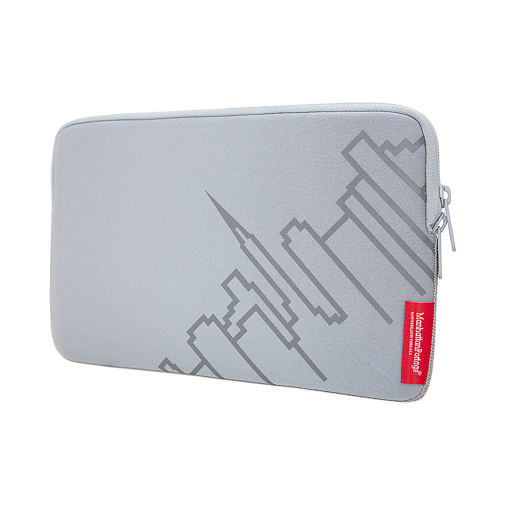 Manhattan Portage Skyline Microsoft Surface 11 Sleeve Silver - Manhattan Portage Electronic Cases - Technology, Electronic Cases