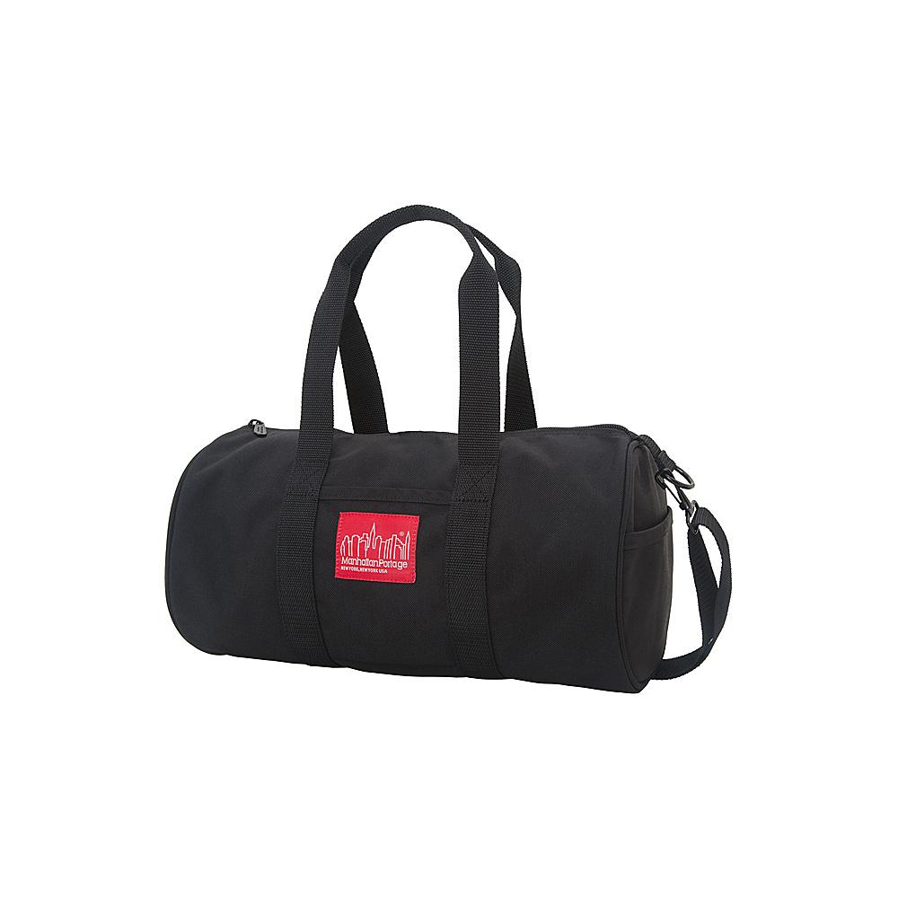 Manhattan Portage Chelsea Drum Bag (SM) Black - Manhattan Portage Travel Duffels - Duffels, Travel Duffels